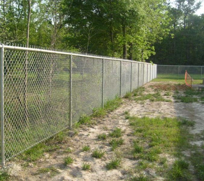 Non Climb Fence, Chain Link Fencing | Hercules Fence | Maryland